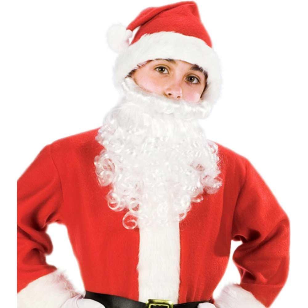 amazon com children u0027s santa beard toys u0026 games