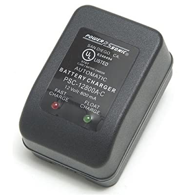 Battery Chargers 12V 4-8AH 800mA SWITCH-MODE CHARGER: Industrial & Scientific