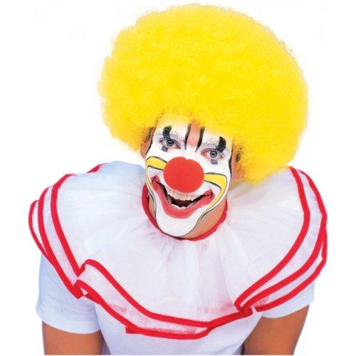 Yellow Clown Wig - 3