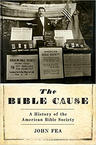 Read The Bible Cause: A History of the American Bible Society PDF, azw (Kindle)