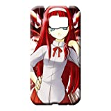 Protective Stylish Cases First-class Lunar Legend Tsukihime Phone Cases High-definition Samsung Galaxy S6 Edge