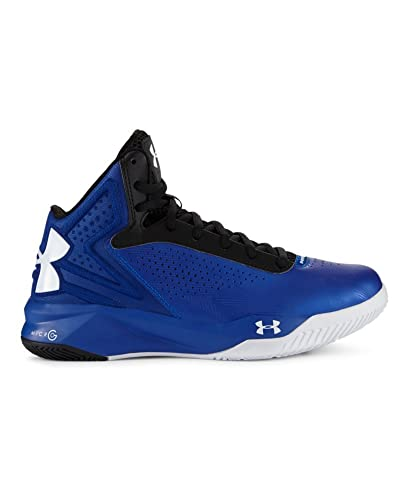 8eba9984b7109b Under Armour Womens UA Micro G® Torch Basketball Shoes 11.5 TEAM ROYAL