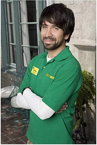 Chuck Tv Series Joshua Gomez As Morgan Grimes With Big Smile 8 X 10 Inch Photo At Amazon S Entertainment Collectibles Store Joshua gomez, who played the main character's bearded sidekick on five years of chuck, will guest star in the fifth episode of castle season 6. chuck tv series joshua gomez as