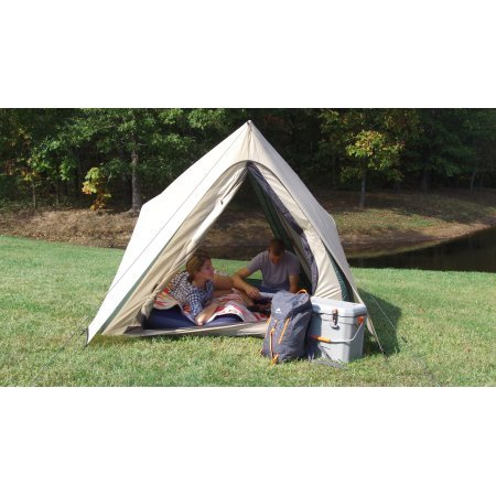 HKD GLOBAL Ozark Trail 3-Person Pop-Out A-Frame Camping Tent
