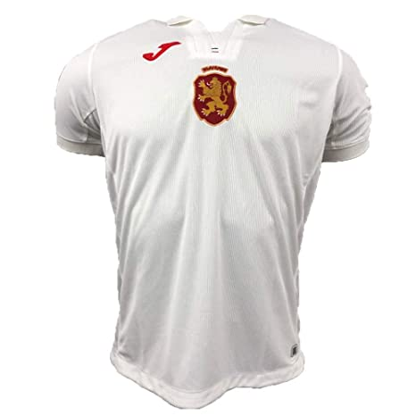 Joma 2018-2019 Bulgaria Home Football Soccer T-Shirt Camiseta