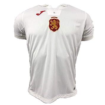 Joma 2018-2019 Bulgaria Home Football Soccer T-Shirt Camiseta: Amazon.es: Deportes y aire libre