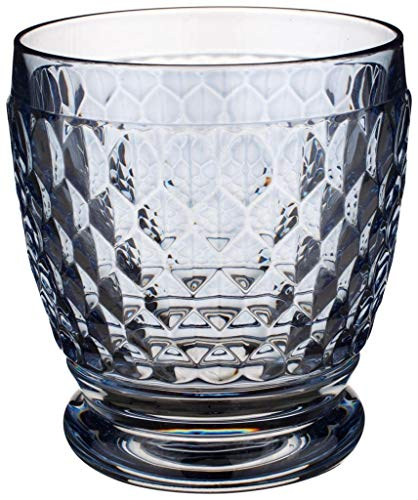 Villeroy & Boch Boston Blue Crystal Double Old-Fashioned -