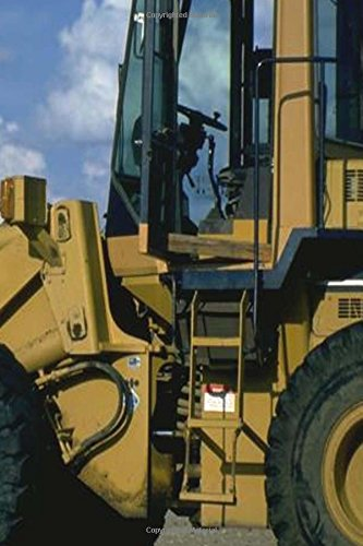 Read Online Journal Construction Vehicle: (Notebook, Diary, Blank Book) (Construction Photo Journals Notebooks Diaries) pdf epub