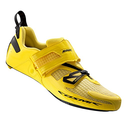 Mavic Cosmic Ultimate Tri - Zapatillas - amarillo 2018