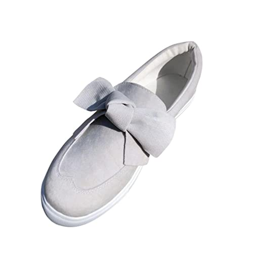 Zapatillas de Vestir para Mujer Otoño PAOLIAN Calzado de Dama Planos Zapatos Escolares Casual Terciopelo Espadrilles Cómodos Senderismo Moda Calzado de ...