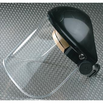 JSP Safety Face Protection Shield & visor Parrs