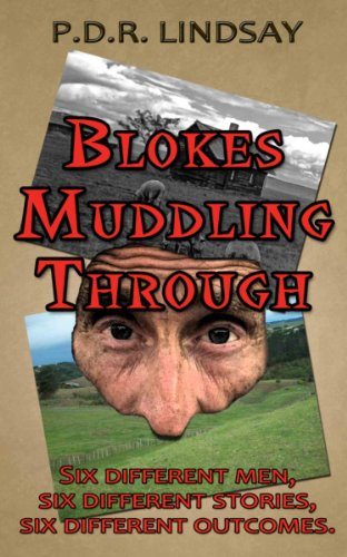 Book cover image for 'Blokes Muddling Through'