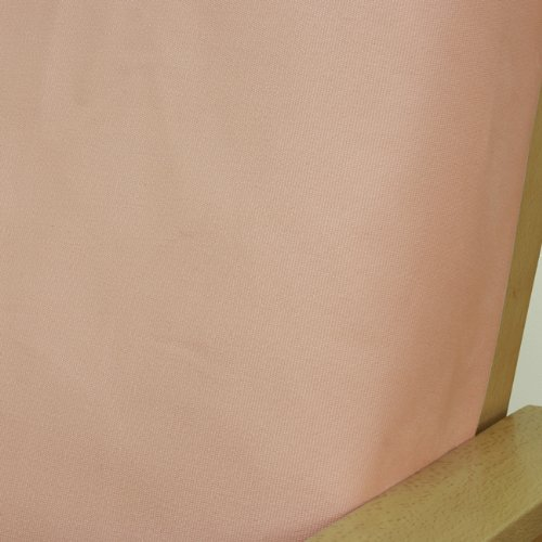 Brushed Rose Canvas Fitted Mattress Cover Queen 259 SlipcoverShop