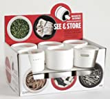 Lipper See & Store Magnetic Spice Container
