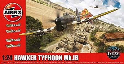 Airfix 1:24 Hawker Typhoon Mk.IB Kit ()