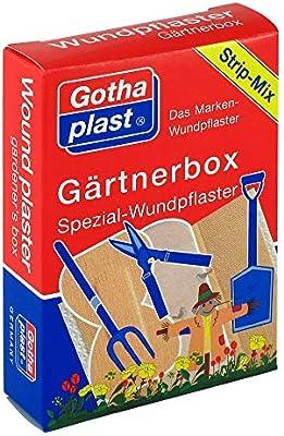 Gotha plast Gärtner Caja tiritas, 1 St: Amazon.es: Salud y cuidado personal