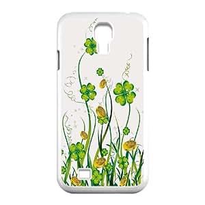 [H-DIY CASE] For Samsung Galaxy S3 -Green Lucky Clover-CASE-1