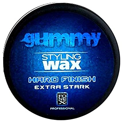 Fonex Gummy Professional Cera Capilar Stying Wax Hard Finish - 150 ml