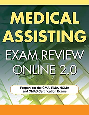 Medical Assisting Exam Review Online 2.0