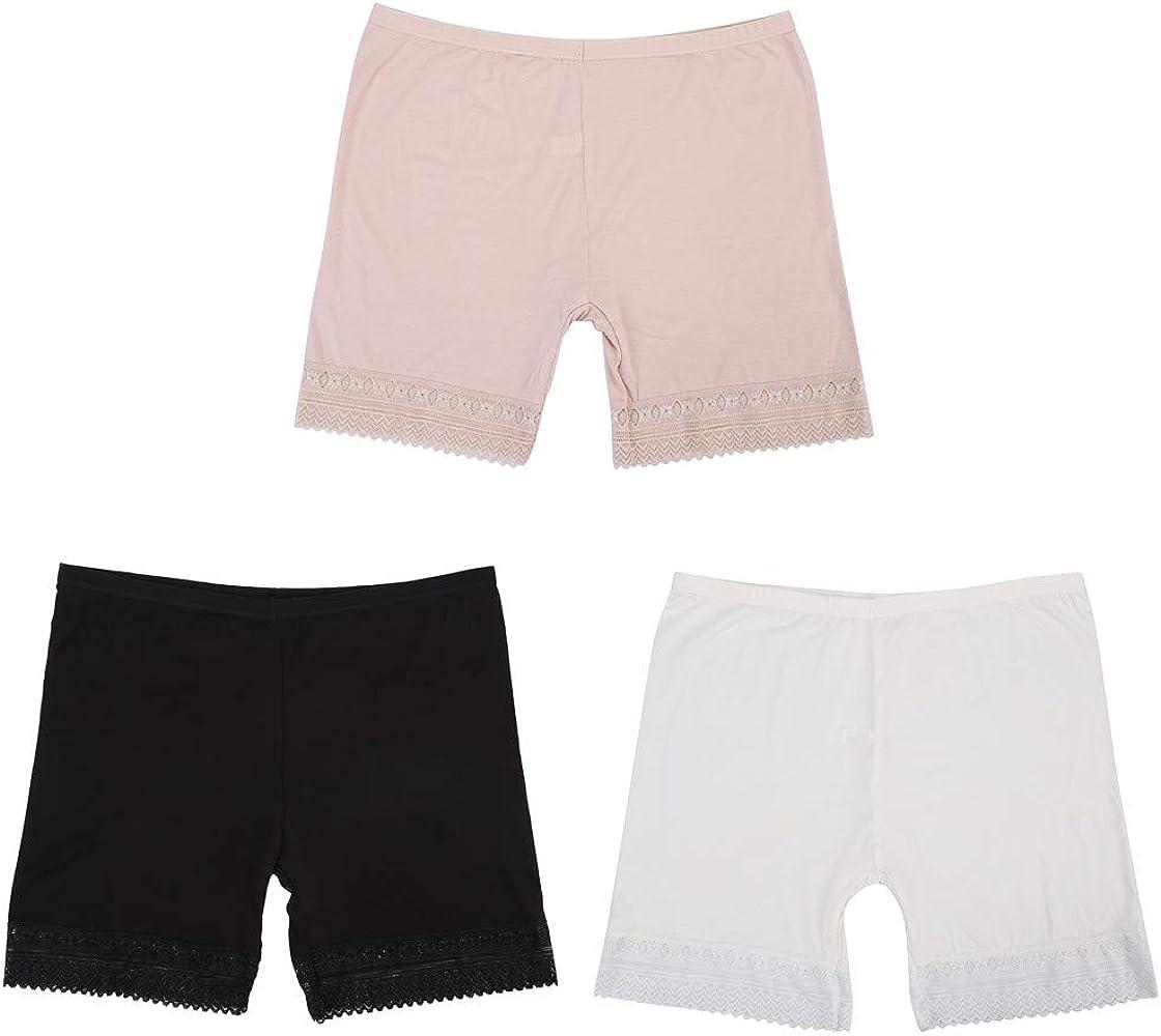 Panty Algodón Modal Leggings cortos Ropa interior Bragas Mujer ...