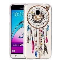 For cellphone Cases, For Samsung Galaxy J3 (2016) / J310 Macarons Pattern IMD Workmanship Soft TPU Protective Case ( SKU : SAS0139E )