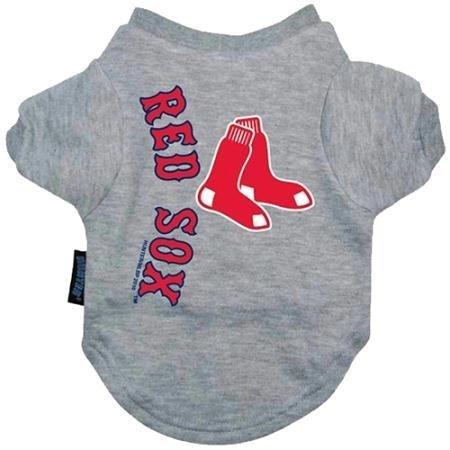 Boston Red Sox Dog Tee Shirt - Extra Large