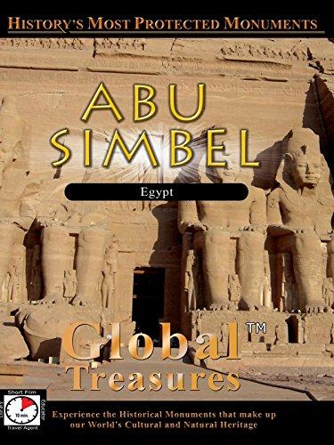 - Global Treasures - Abu Simbel, Egypt