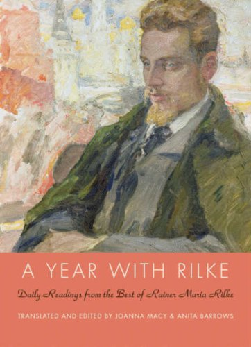 A Year with Rilke: Daily Readings from the Best of Rainer Maria - Macys Careers