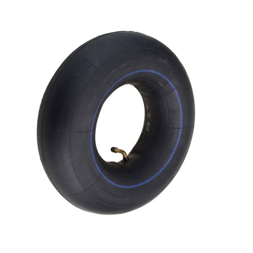 Goofit 2PCS 13X5.00-6 incurv/é incurv/é de pneu de tube de tige pour le vieux scooter /électrique