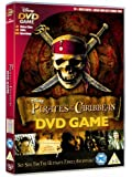Pirates Of The Caribbean - DVD Game [Interactive DVD]