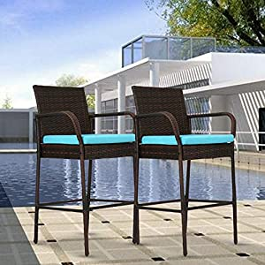 51kuOZQSnQL._SS300_ Wicker Dining Chairs & Rattan Dining Chairs