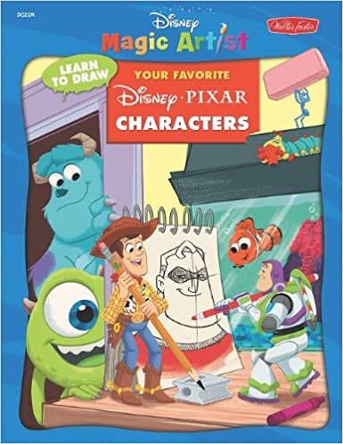 U Torrent Descargar Learn To Draw Your Favorite Disney Pixar Characters PDF En Kindle