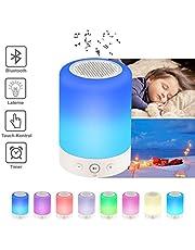 Altavoz Bluetooth con luz nocturna