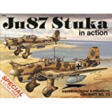 JU 87 Stuka in Action, Brian Filley, 089747175X