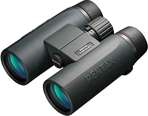 Pentax SD 8x42 WP Binoculars (Green) by Pentax