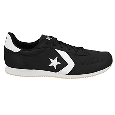 4d64280709918a CONVERSE CHUCK TAYLOR ALL STARS TRAINERS CANVAS 147423C ARIZONA RACER BLACK.  SIZE UK2  Amazon.co.uk  Shoes   Bags