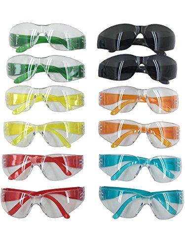 Safety Glasses Anti-Fog OSHA Compliant Protective Eyewear Wr