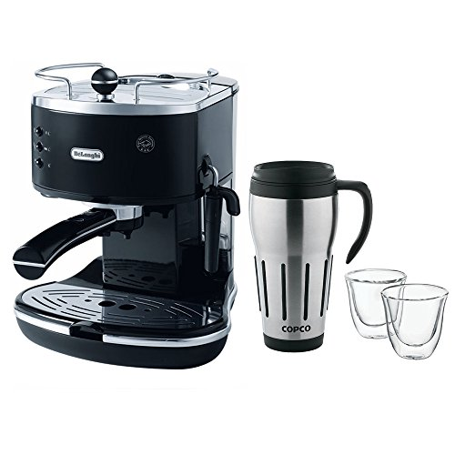Centrifugal Coffee Maker : Delonghi icona pump espresso maker sppost