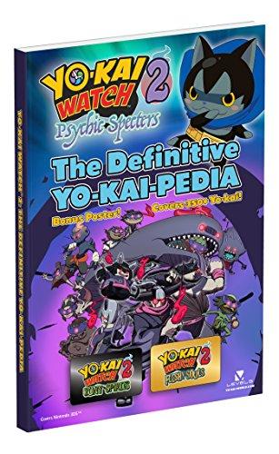 Yo-kai Watch 2: The Definitive Yo-kai-pedia (Watch Activity Computer)