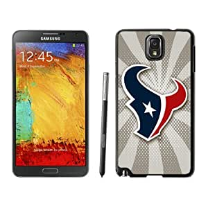 NFL Houston Texans Samsung Galalxy Note 3 Case 006 NFLSGN3CASES928