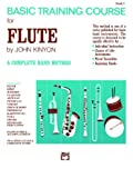 Basic Training Flute, John Kinyon, 0739016032