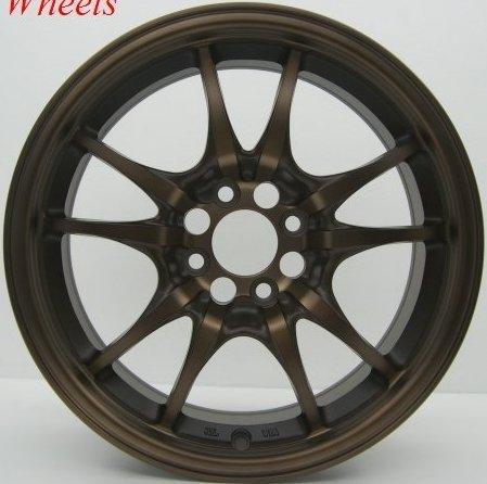 * ROTA CIRCUIT 10 WHEELS 16X7 PCD:4X100 OFFSET:45 HB:67.1 FULL ROYAL SPORT BRONZE - Wheel Rota