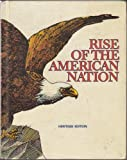 img - for Rise of the American Nation book / textbook / text book