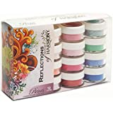 Gelish Prisms Collection Colored Acrylic Powders