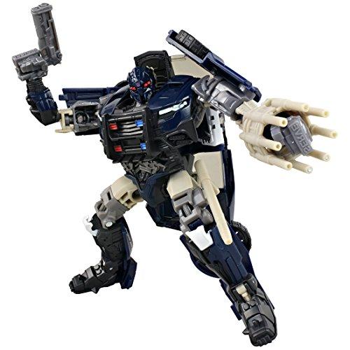 Takara Tomy Transformers TLK-02 Barricade (Transformers The Last Knight Toys R Us)