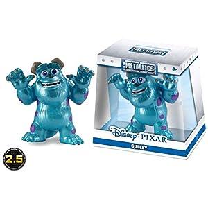 Disney Monsters Inc. Metals Diecast Sulley (D15) 2.5 Inch Figure