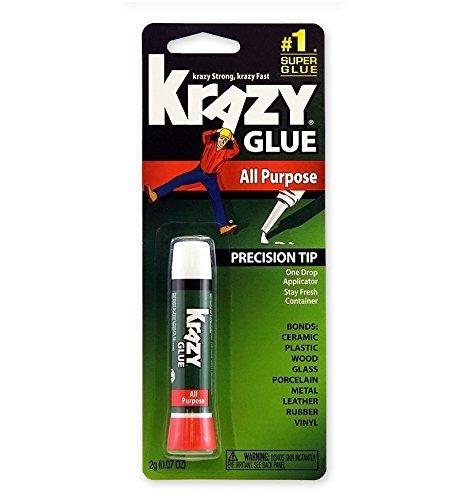Krazy Glue All Purpose 0 07 Oz  6 Pack  Size  6 Pack  Model  Kg585  Outdoor Garden Store  Repair   Hardware