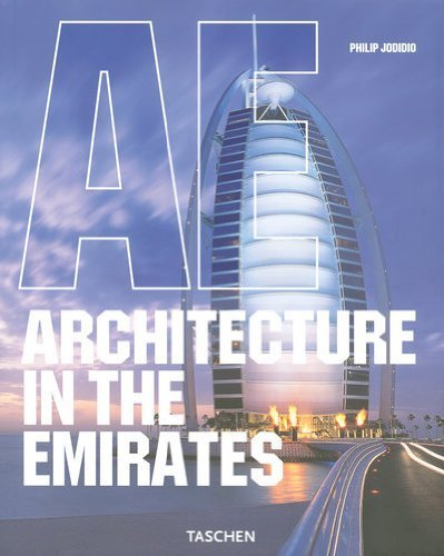 Architecture in the Emirates: Architektur in den Emiraten (Architecture & Design Series)