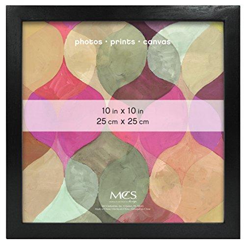 (MCS 10x10 Inch Art Frame, Black (47560))