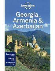 Lonely Planet Georgia, Armenia & Azerbaijan (Travel Guide) by Lonely Planet, Noble, John, Kohn, Michael, Systermans, Danie (2012) Paperback